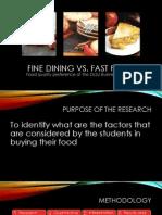 ENGLRES Food Quality vs. Food Brand