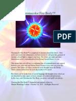Chromacolor Firebody