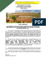 SJ PSC Press Communique as Downloaded 7 Oct 2014 5.30pm