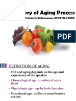 19 Theory of Aging Process