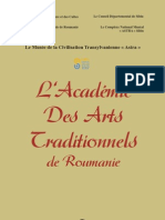 L'Academie Des Arts Traditionels de Roumanie