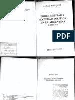Rouquie, Alain_Poder militar y sociedad politica.pdf