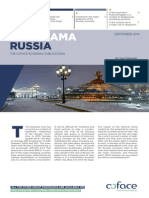 PANORAMA RUSSIA  - THE COFACE ECONOMIC PUBLICATIONS