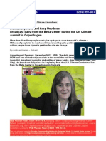 Climate Countdown Amy Goodman