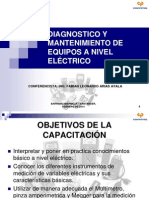 Mantenimiento y Diagnostico Electrico