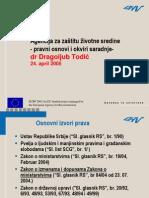 SEPA DHV Todic Seminar