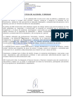 Politica De Alcohol y Drogas 2014.docx