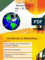 Computer Networking Fundamental - EC301 1