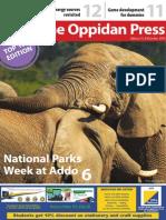 The Oppidan Press Edition 11