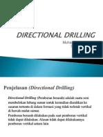 Syawal (Directional Drilling)
