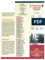 NSC2014 Brochure