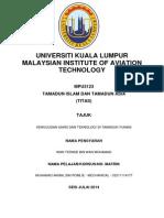 Universiti Kuala Lumpur Malaysian Institute of Aviation Technology
