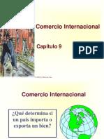 Principios de Economía, Mankiw Capítulo 9; Comercio Internacional.ppt
