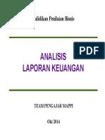 PDP1 Bisnis Analisis Laporan Keuangan