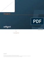 User Manual Selligent Designer en v5.0