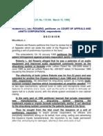 Del Rosario v. CA and Janito Corp.docx
