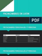 PRONOMBRES EN LATIN.pptx