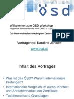 ÖSD - inDaf