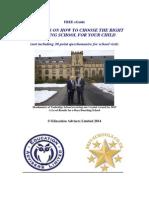AAF Eguide Boarding Schools April 2014 PDF