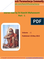 Stories Told by Sri Kanchi Mahaswami - eBook