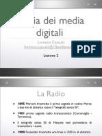 Storia Dei Media Digitali Lezione 2 - Radio e propaganda