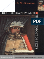 D. F. McKenzie-Bibliography and the Sociology of Texts (1999).pdf