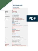 ABC Development Corporation Articles