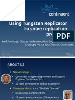 Tungsten Replicator Tutorial Uc 2013
