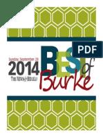 Best of Burke 2014 | The News Herald