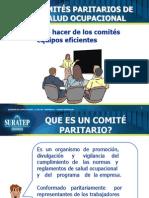Comites paritarios de Salud Ocup..ppt