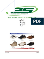 Pak Shoes Manufacturing