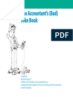 The Accountants Bad Joke Book