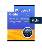 The Windows 7 Guide