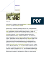 O CAVALEIRO DA DINAMARCA RESUMO.doc
