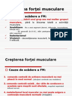 Cresterea Fortei Musculare Dr T.A