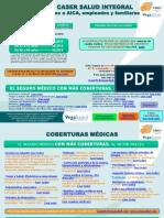 seguro de salud caser para asociados AICA