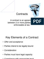 Contracts PPT