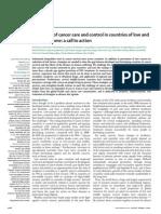 Farmer P Cancercare control LMIC Lancet 2010.pdf