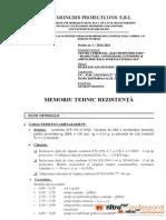 M.T. Rezistenta - Rezevor Apa Incendiu