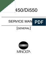 Di450 Di550 General