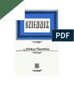 Suworin, Aleksy – Dziennik – 1975 (Zorg)