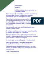 COMO ESCAPAR DA ESCURIDÃO.doc