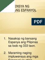 Pagdating at pananakop ng mga espanyol sa pilipinas