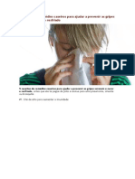 5 receitas de remédios caseiros para ajudar a prevenir as gripes sazonais e curar o resfriado.docx