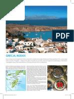 Grecja Rodos Itaka Katalog Lato 2010