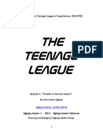 Volume 5 - The Teenage League of Superheroes