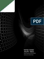Owner's Manual - AVR 160 (Spanish EU).pdf