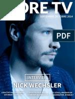 More TV - Numéro 3 (Septembre, Octobre 2014)