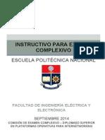 Instructivo Diplomado Sep2014