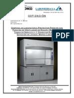 Cotización Campana de Laboratorio Protector Premier 6´.pdf